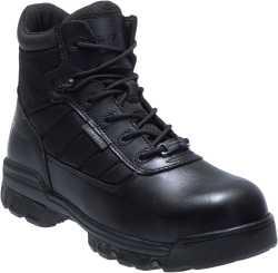 Bates Black 5 Inch Tactical Comp Toe Side Zip Boot