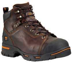 Timberland PRO Endurance 6 Inch Brown Steel Toe Boot
